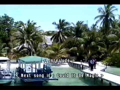 Barry Manilow   Copacabana   KARAOKE 1
