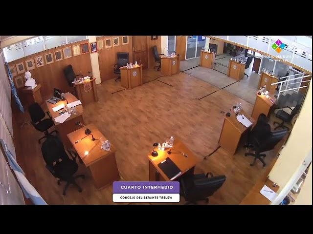 Transmisión en vivo de Concejo Trelew