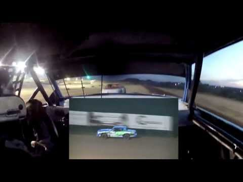 Charles Cosper Texas Thunder Heat Race 6/8/13