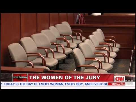 Randi Kaye: Zimmerman Jury