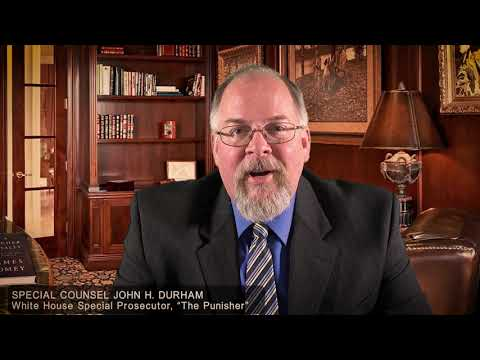 John Durham, Special Prosecutor | Chapter 9 | Smoking Gun