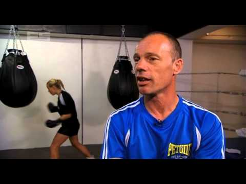 The Erin Simpson Show - Sport - Elizabeth White Boxing