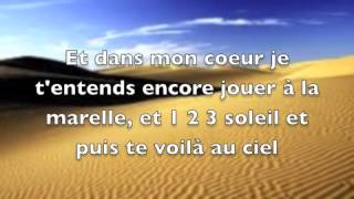 Charly - Christophe Maé - Paroles