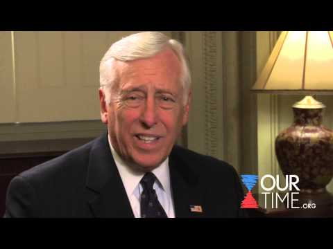 House Minority Whip Hoyer Sends Warning to Young Voters