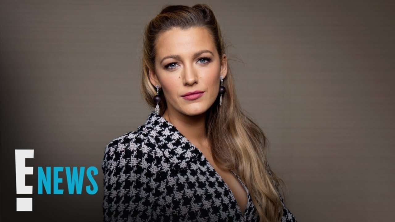 Blake Lively Just Deleted All of Her Instagram Posts Except for One