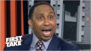 Stephen's A-List: Top 5 NFL Teams through Week 3 | First Take