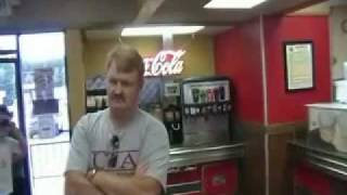 Open Carry Hardee's Incident (part 1)