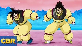 15 Weird Things Saiyans Do To Train In Dragon Ball