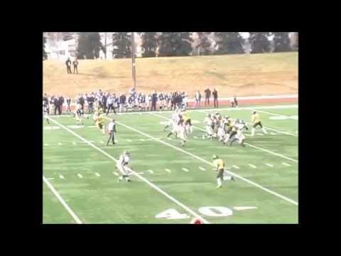 Elijah Brown Grade 9 Highlights