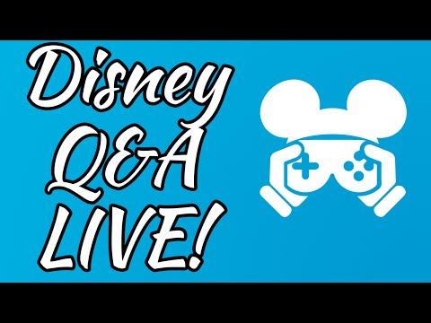 Shanghai Disneyland ! | Disney Q&A LIVE