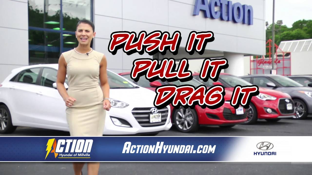 ACTION HYUNDAI – Millville - Summer Sales Drive - YouTube