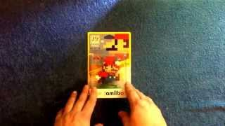 Modern colours Mario Amiibo