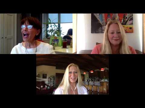 The Love Show - Sandra Beck, & Linda Franklin speak with Lisa Transcendence Brown