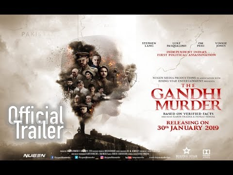 Official Trailer: The Gandhi Murder - Independent India's First Political Assassination - Movie