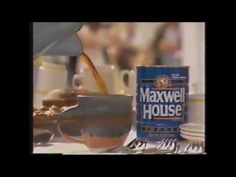 Maxwell House 'Good To The Last Drop' Commercial 1997