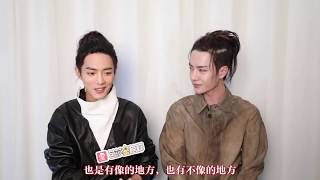190726 Wang Yibo & Xiao Zhan - interview for 芭莎in