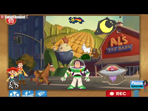 disney toy story theater buzz woody and jessie android İos free