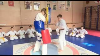 Петрозаводский каратист - Чемпион мира