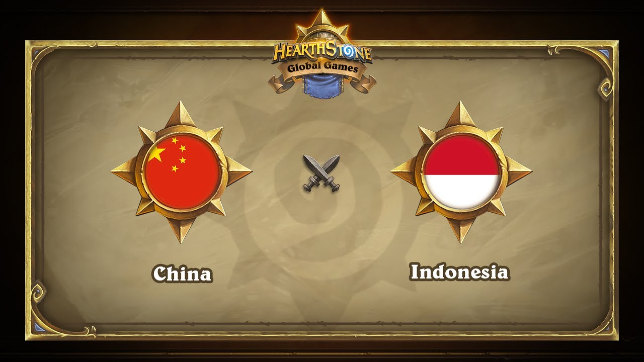 Китай vs Сингапур | China vs Singapore | Hearthstone Global Games (16.06.2017)