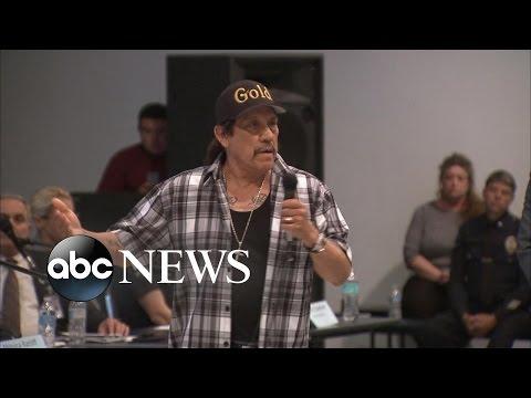 Danny Trejo Gets Vocal Over Stopping School Violence