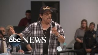 Danny Trejo Gets Vocal Over Stopping School Violence