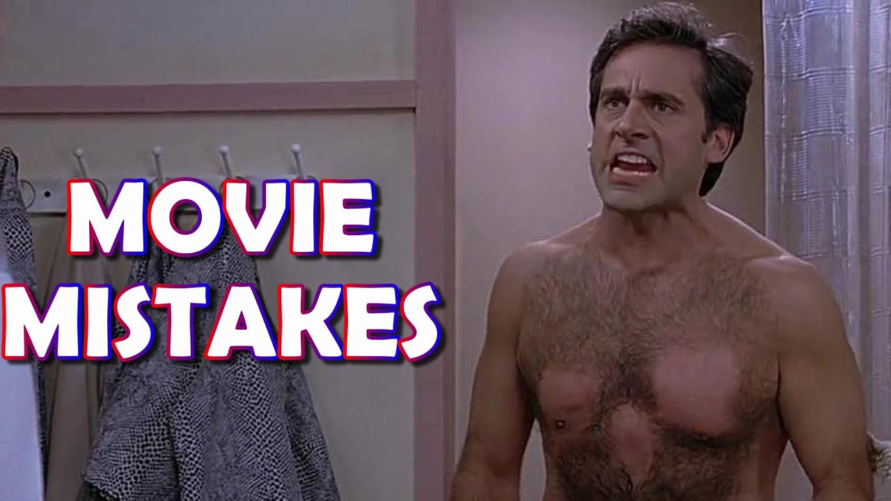 Download 40 YEAR OLD VIRGIN MOVIE MISTAKES, , Facts, Scenes, Bloopers, Spoilers and Fails