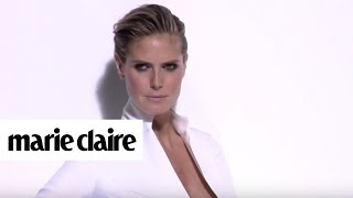 Heidi Klum's Beauty Secrets | Behind the Scenes