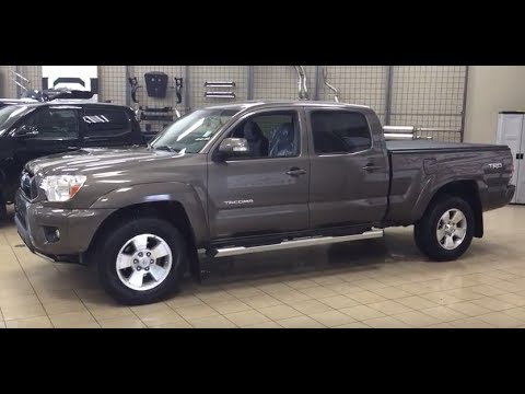 Amazing 2013 Toyota Tacoma TRD Sport Review