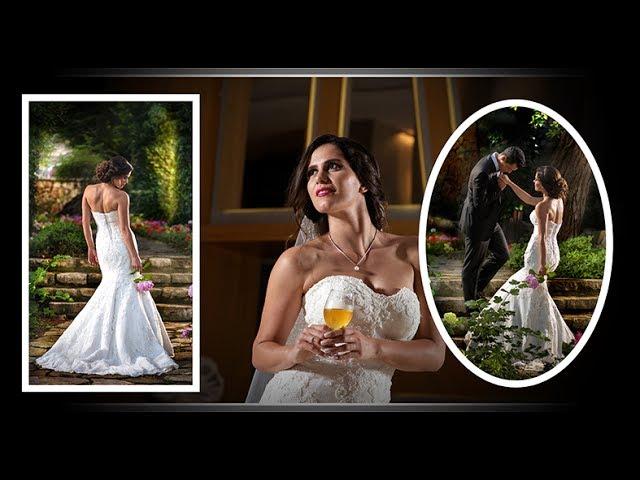 Abraham Wedding Album page 10 photoshop actions | Photoshop E?itimi