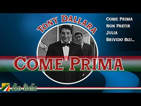 Tony Dallara - Come prima    Italian Songs