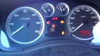 Peugeot 307 2L HDi 110 Démarrage difficile à froid