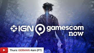 Gamescom 2019: Synced: Off-Planet, Man of Medan & More! - IGN Live | Day 3 (GERMAN)
