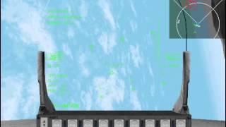 Retro Gaming - F-22 Raptor Demo Mission