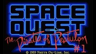 Let's Play Space Quest 3 (Deutsch) Teil 1