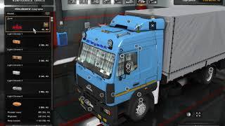 [ETS2]Euro Truck Simulator 2 MAZ 5340-5440-6430_?8 v1.31.xx