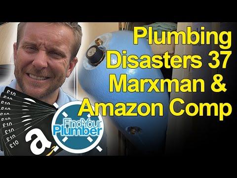 PLUMBING DISASTERS 37 - MARXMAN PEN COMP - AMAZON VOUCHER COMP