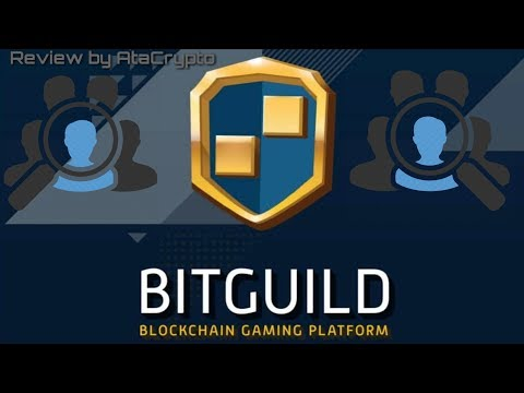 Bitguild-Decentralized gaming platform built on the blockchain[Review]
