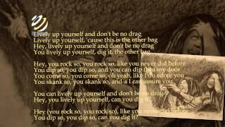 "Bob marley ""Lively Up Yourself"" (Lyrics-Letras)(HQ Audio)"