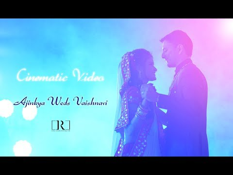 Ajinkya & Vaishnavi (Cinematic Video)