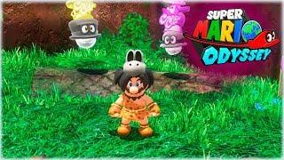 ¡¡ SOY UN CAVERNICOLA EN SUPER MARIO ODYSSEY !! - Gameplay Español#16 - [WithZack]