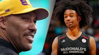 Lavar Ball's JBA League SHADED By Top High School Basketball Players: 'It's Not For Me'