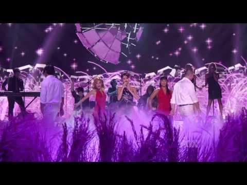Selena Gomez At Teen Choice Awards 2011 Love You Like A Love Song (Justin Bieber Dancing) HD.