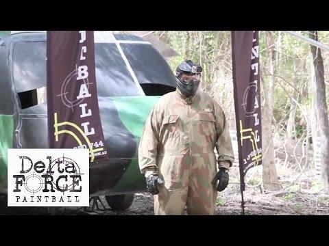 Delta Force Paintball Brisbane Extreme Karaoke: Paintball Pavarotti
