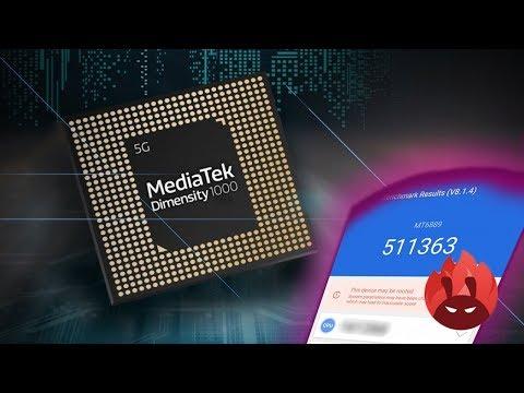 Mediatek Dimensity 1000 - супер-мощный процессор, которого мы ждали от MTK так долго! ⚡