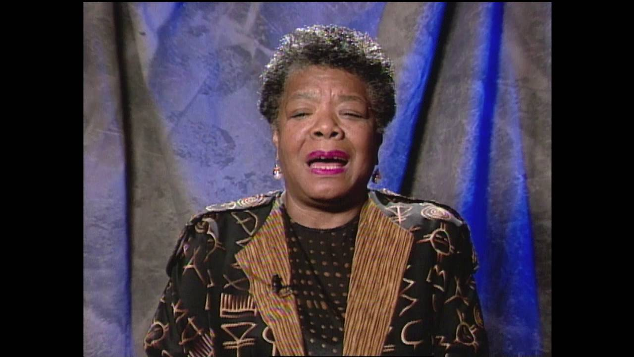 Maya Angelou | Academy of Achievement