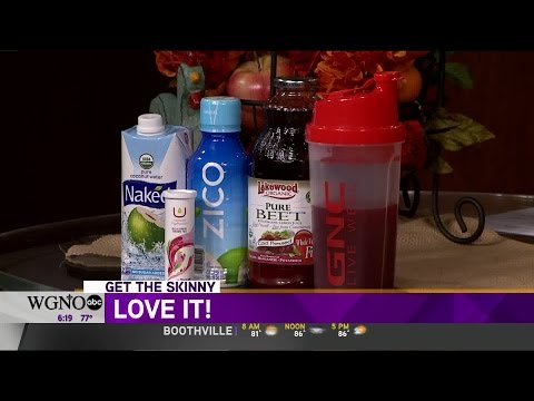 Love it, Like it, Hate it: Sports Drinks + Electrolyte Replenishing Drinks