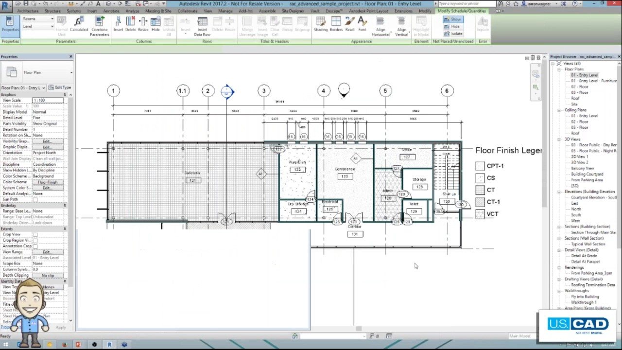 From AutoCAD to Revit: Creating Schedule Views