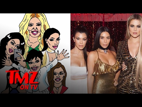 Watch Out 'Simpsons' The Kardashians May Be Coming For You | TMZ TV