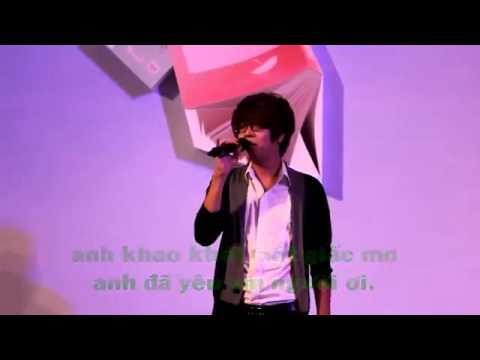 Karaoke   Nơi Tình Yêu Bắt Đầu   Bùi Anh Tuấn
