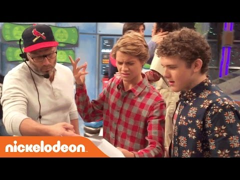 Mannequin Challenge w Jace Norman & the Cast & Crew of Henry Danger  Nick